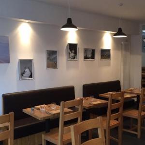 Mora Restaurant interior